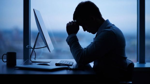 Depression in Executives
