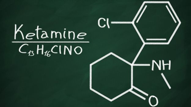 Ketamine - Opioid Alternative